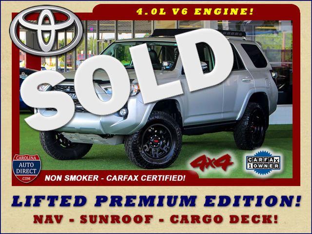 2017 Toyota 4Runner SR5 Premium 4x4 - LIFTED - EXTRA$ - NAV - SUNROOF! Mooresville , NC