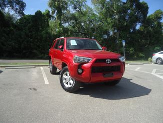 2017 Toyota 4Runner SR5 4X4 SEFFNER, Florida 9