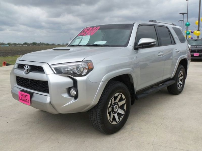 2017 Toyota 4Runner SR5   Texas  Victoria Certified  in , Texas