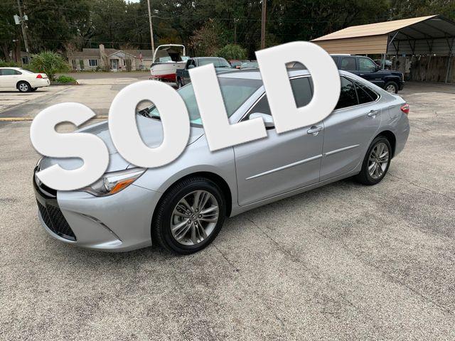2017 Toyota Camry SE Amelia Island, FL
