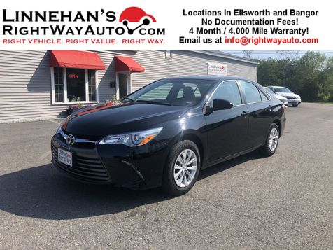 2017 Toyota Camry LE in Bangor