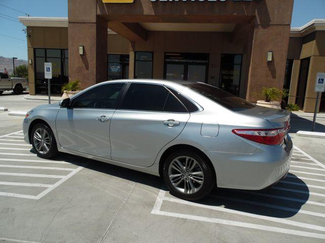 2017 Toyota Camry SE in Bullhead City Arizona, 86442-6452