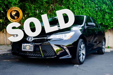 2017 Toyota Camry XSE in cathedral city