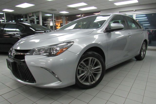 2017 Toyota Camry SE W/ BACK UP CAM Chicago, Illinois 2