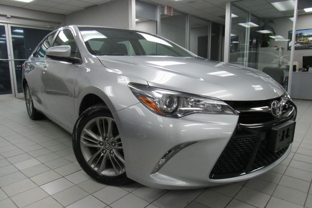 2017 Toyota Camry SE W/ BACK UP CAM Chicago, Illinois