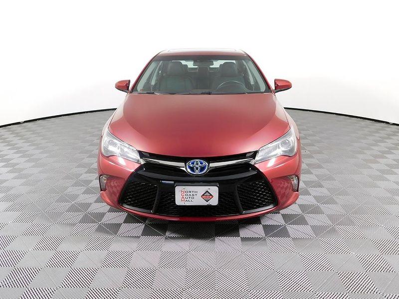 2017 Toyota Camry Hybrid SE  city Ohio  North Coast Auto Mall of Cleveland  in Cleveland, Ohio