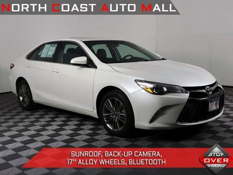 2017 Toyota Camry SE in Cleveland, Ohio