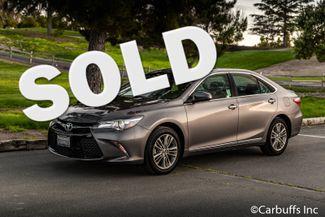 2017 Toyota Camry SE | Concord, CA | Carbuffs in Concord