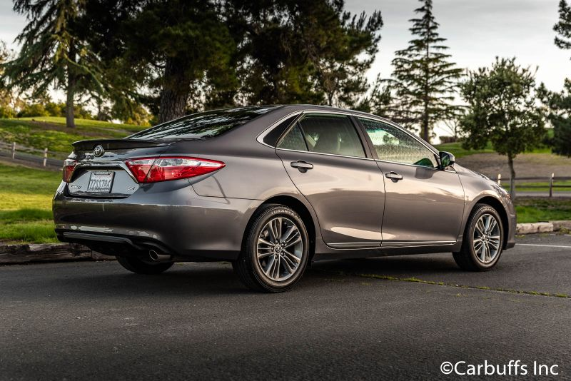 2017 Toyota Camry SE | Concord, CA | Carbuffs in Concord, CA