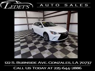 2017 Toyota Camry LE - Ledet's Auto Sales Gonzales_state_zip in Gonzales