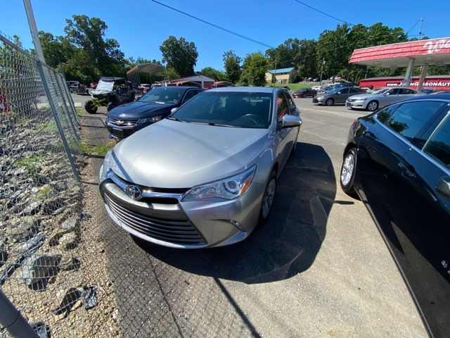 2017 Toyota Camry LE - John Gibson Auto Sales Hot Springs in Hot Springs Arkansas