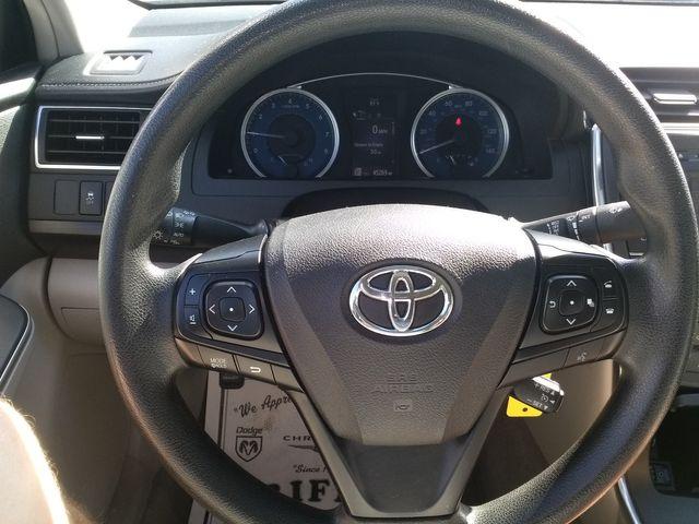 2017 Toyota Camry LE Houston, Mississippi 7