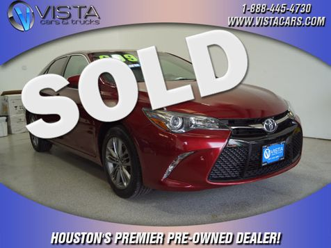 2017 Toyota Camry SE in Houston, Texas