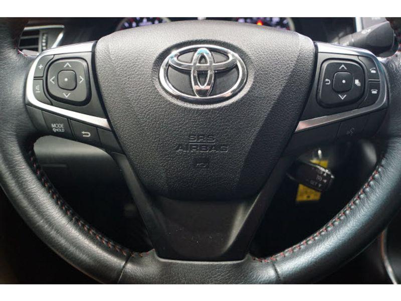 2017 Toyota Camry SE  city Texas  Vista Cars and Trucks  in Houston, Texas