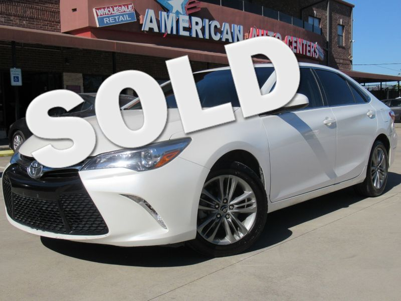 2017 Toyota Camry SE | Houston, TX | American Auto Centers in Houston TX