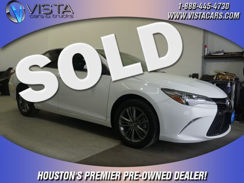 2017 Toyota Camry LE in Houston, Texas