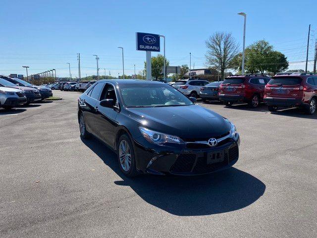 2017 Toyota Camry SE | Huntsville, Alabama | Landers Mclarty DCJ & Subaru in  Alabama