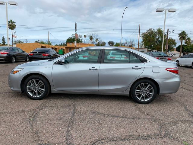 2017 Toyota Camry Hybrid SE 8 YEAR/100,000 MILE HYBRID BATTERY WARRANTY Mesa, Arizona 1