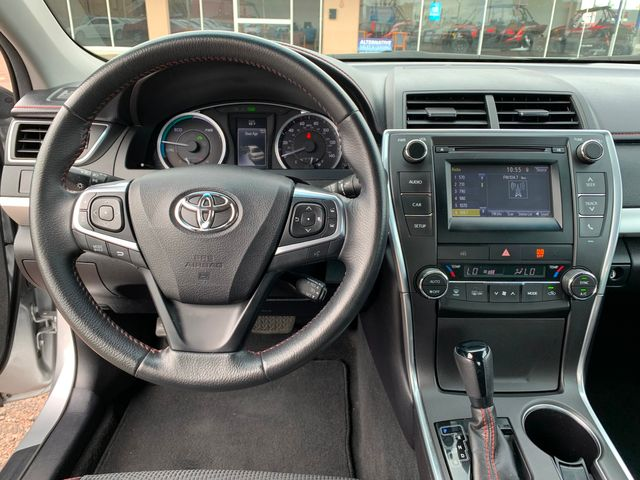 2017 Toyota Camry Hybrid SE 8 YEAR/100,000 MILE HYBRID BATTERY WARRANTY Mesa, Arizona 14