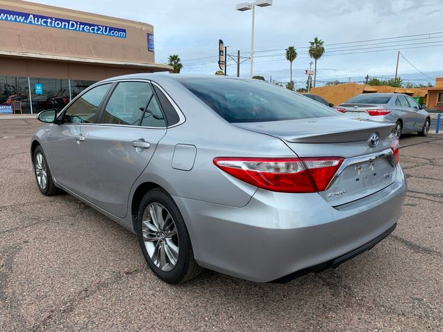 2017 Toyota Camry Hybrid SE 8 YEAR/100,000 MILE HYBRID BATTERY WARRANTY Mesa, Arizona 2