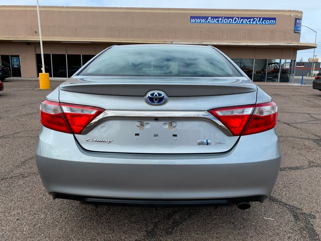 2017 Toyota Camry Hybrid SE 8 YEAR/100,000 MILE HYBRID BATTERY WARRANTY Mesa, Arizona 3