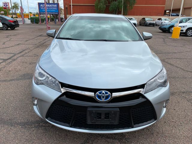 2017 Toyota Camry Hybrid SE 8 YEAR/100,000 MILE HYBRID BATTERY WARRANTY Mesa, Arizona 7