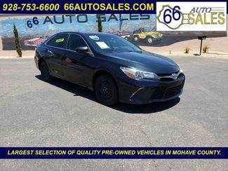 2017 Toyota Camry SE in Kingman, Arizona 86401