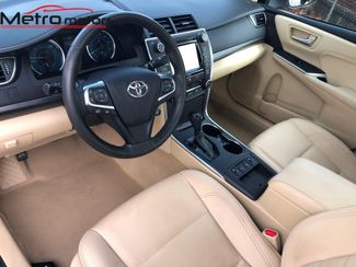 2017 Toyota CAMRY XLE Knoxville , Tennessee 15