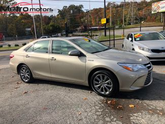2017 Toyota CAMRY XLE Knoxville , Tennessee 1