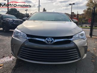2017 Toyota CAMRY XLE Knoxville , Tennessee 3