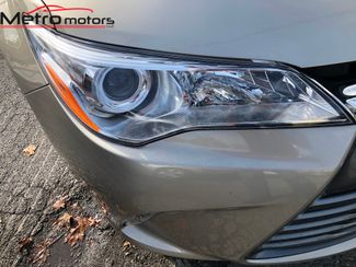 2017 Toyota CAMRY XLE Knoxville , Tennessee 4