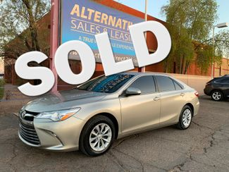 2017 Toyota Camry LE 5 YEAR/60,000 MILE FACTORY POWERTRAIN WARRANTY Mesa, Arizona