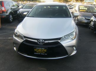 2017 Toyota Camry SE Los Angeles, CA 1