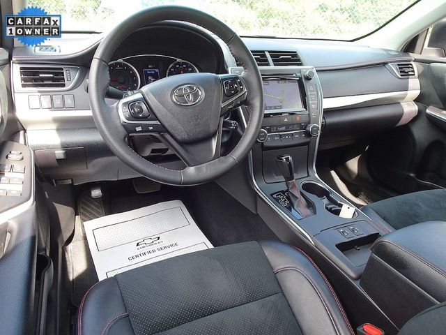 2017 Toyota Camry XSE V6 Madison, NC 37
