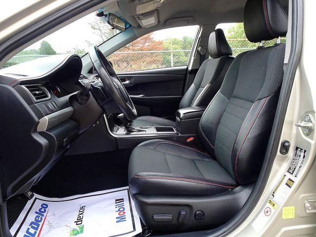 2017 Toyota Camry SE Madison, NC 24