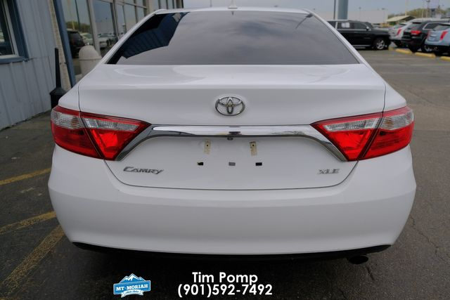 2017 Toyota Camry XLE sunroof leather in Memphis, Tennessee 38115