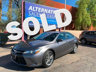 2017 Toyota Camry SE 5 YEAR/60,000 MILE FACTORY POWERTRAIN WARRANTY Mesa, Arizona