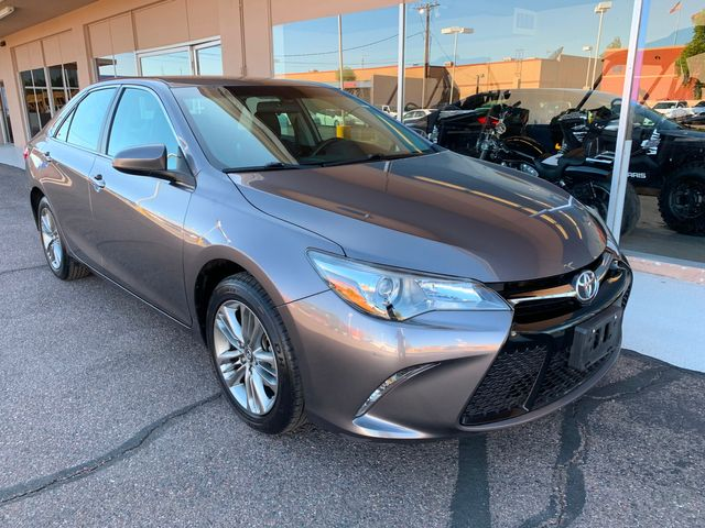 2017 Toyota Camry SE 5 YEAR/60,000 MILE FACTORY POWERTRAIN WARRANTY Mesa, Arizona 6