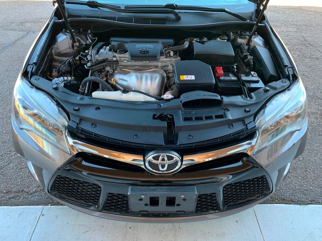 2017 Toyota Camry SE 5 YEAR/60,000 MILE FACTORY POWERTRAIN WARRANTY Mesa, Arizona 8