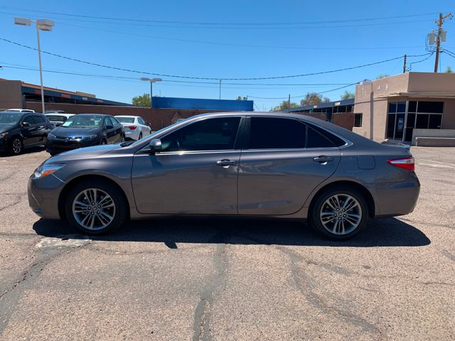 2017 Toyota Camry SE FULL MANUFACTURER WARRANTY Mesa, Arizona 1