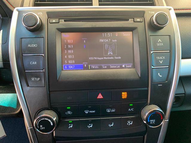 2017 Toyota Camry SE FULL MANUFACTURER WARRANTY Mesa, Arizona 18