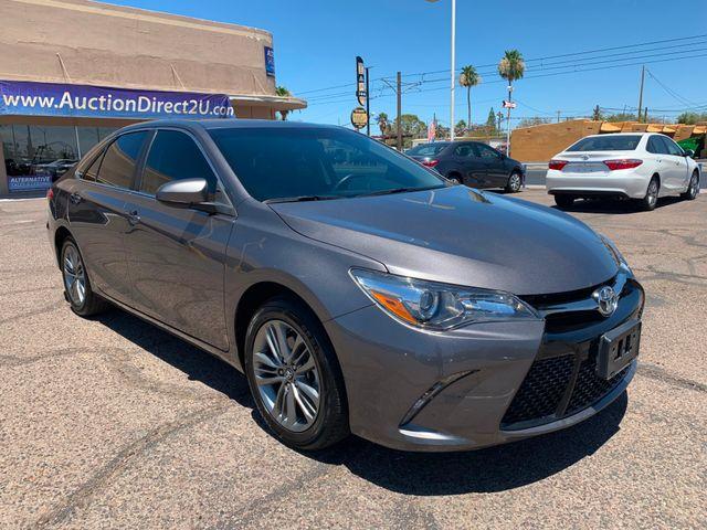 2017 Toyota Camry SE FULL MANUFACTURER WARRANTY Mesa, Arizona 6