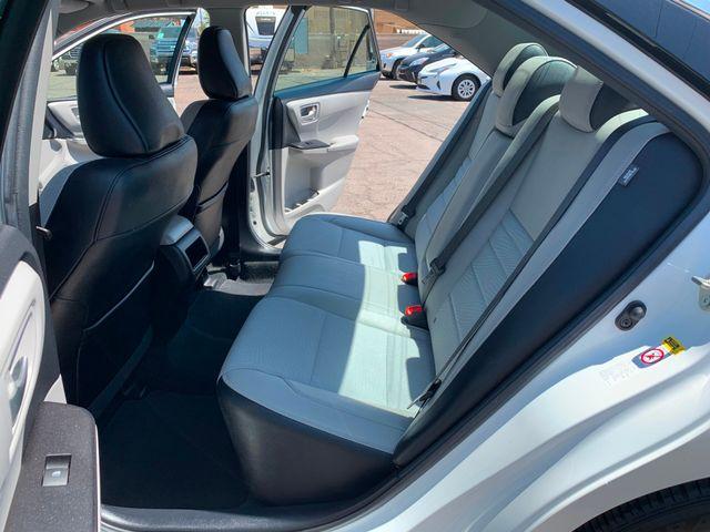2017 Toyota Camry SE 5 YEAR/60,000 MILE NATIONAL POWERTRAIN WARRANTY Mesa, Arizona 10