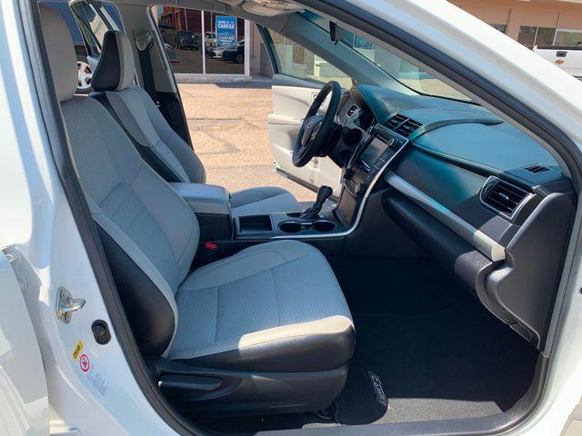 2017 Toyota Camry SE 5 YEAR/60,000 MILE NATIONAL POWERTRAIN WARRANTY Mesa, Arizona 13