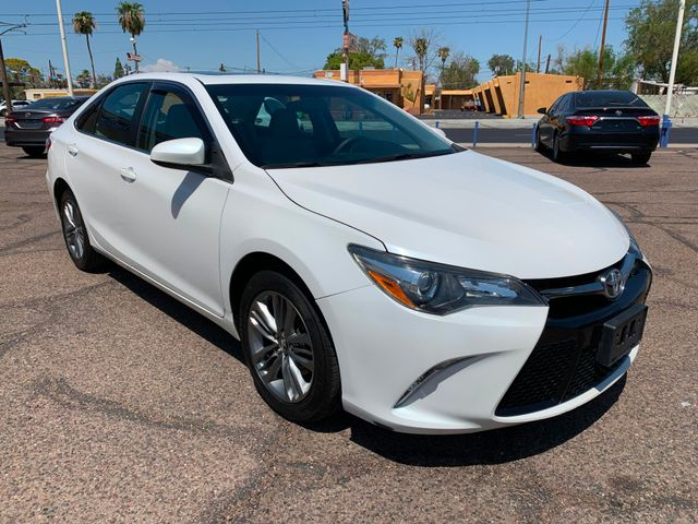 2017 Toyota Camry SE 5 YEAR/60,000 MILE NATIONAL POWERTRAIN WARRANTY Mesa, Arizona 6