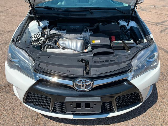 2017 Toyota Camry SE 5 YEAR/60,000 MILE NATIONAL POWERTRAIN WARRANTY Mesa, Arizona 8