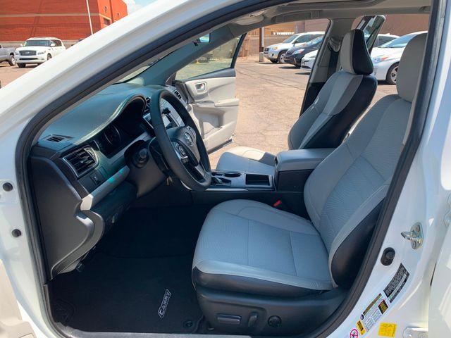 2017 Toyota Camry SE 5 YEAR/60,000 MILE NATIONAL POWERTRAIN WARRANTY Mesa, Arizona 9