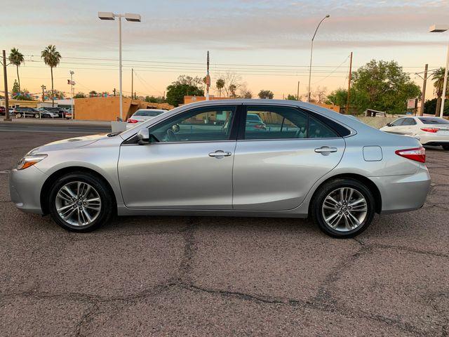 2017 Toyota Camry SE 5 YEAR/60,000 FACTORY POWERTRAIN WARRANTY Mesa, Arizona 1