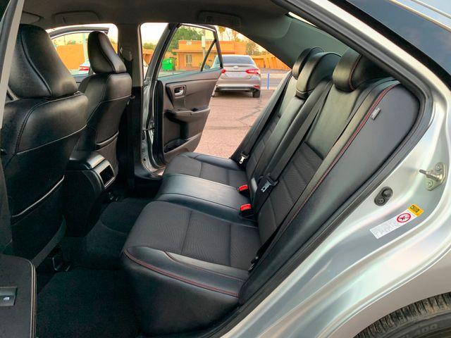 2017 Toyota Camry SE 5 YEAR/60,000 FACTORY POWERTRAIN WARRANTY Mesa, Arizona 10