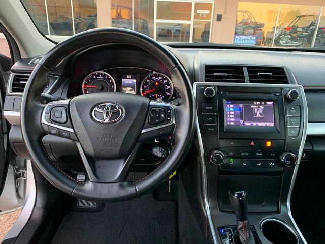 2017 Toyota Camry SE 5 YEAR/60,000 FACTORY POWERTRAIN WARRANTY Mesa, Arizona 14